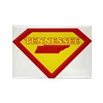 Super Star Tennessee Rectangle Magnet (10 pack)
