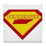 Super Star Tennessee Tile Coaster