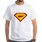 Super Star Tennessee White T-Shirt