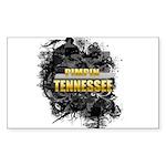 Pimpin' Tennessee Rectangle Sticker