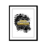 Pimpin' Tennessee Framed Panel Print