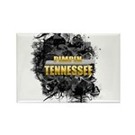 Pimpin' Tennessee Rectangle Magnet