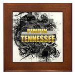 Pimpin' Tennessee Framed Tile
