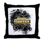 Pimpin' Tennessee Throw Pillow