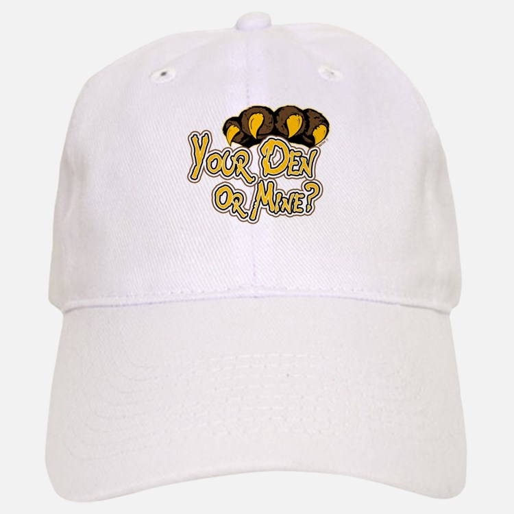 Your Den Baseball Baseball Cap