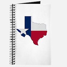 Texas Stripe Custom Design Journal