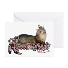 Queenie Greeting Cards (Pk of 10)