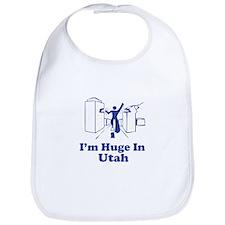 I'm Huge in Utah Bib