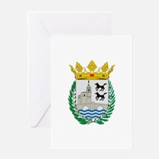 Euskadi Greeting Card