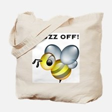 Buzz Off! Tote Bag