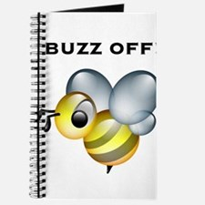 Buzz Off! Journal