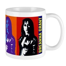 Breanna Grant Pop Art Mug