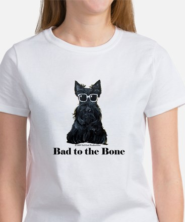 Scottie Bad to the Bone Women's T-Shirt