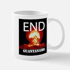 End Guantanamo Mug
