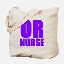 Bold RN purple Tote Bag