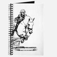 show jumping horse Journal