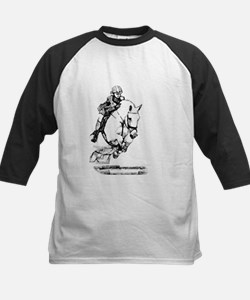 show jumping horse Tee
