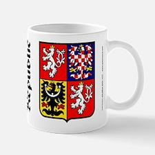 Czech Rep: Heraldic Small Small Mug