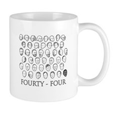 Obama 44th President Special Mug