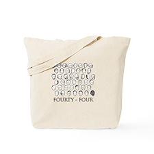Obama 44th President Special Tote Bag