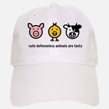 Cute Meat Baseball Baseball Cap