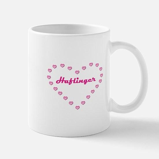 Haflinger Valentine Mug