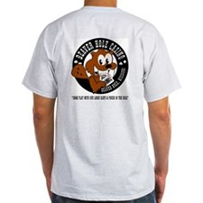 Beaver Hole Casino Ash Grey T-Shirt