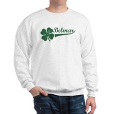 Belmar NJ Shamrock Sweater