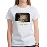 Eyes in the back - Women's T-Shirt