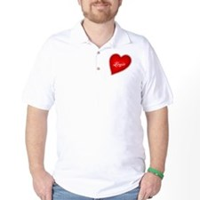 I love Louis T-Shirt