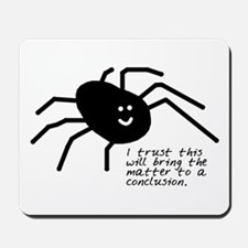 Spider Revised Mousepad