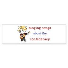 Confederacy Bumper Bumper Sticker