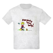 T-Shirt - Everybody Can Help