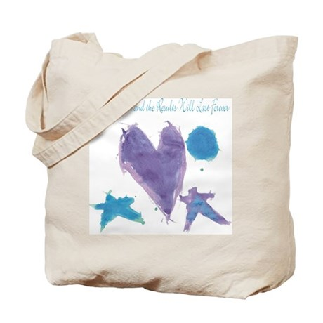 Teach a ChildTote Bag