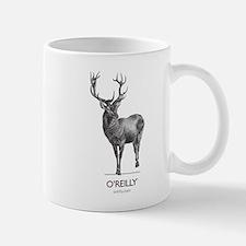 Red Deer Mug