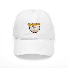 Yeller Baseball Cap
