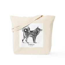 Malamute Tote Bag