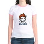 Chagrin Jr. Ringer T-Shirt