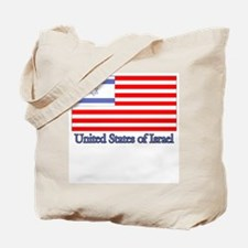 United States of Israel Tote Bag