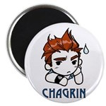 """Chagrin 2.25"""" Magnet (10 pack)"""
