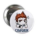 "Chagrin 2.25"" Button"