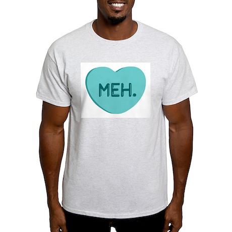 Meh Candy Heart Light T-Shirt