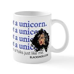 No Unicorns! Mug
