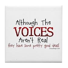 The Voices Tile Coaster
