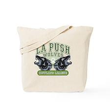 LaPush Howling League (Green) Tote Bag