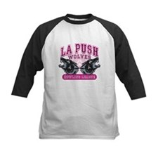 LaPush Howling League (pink) Tee