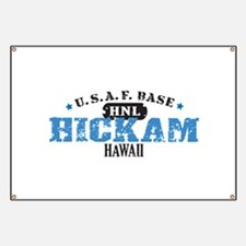 Hickam Air Force Base Banner