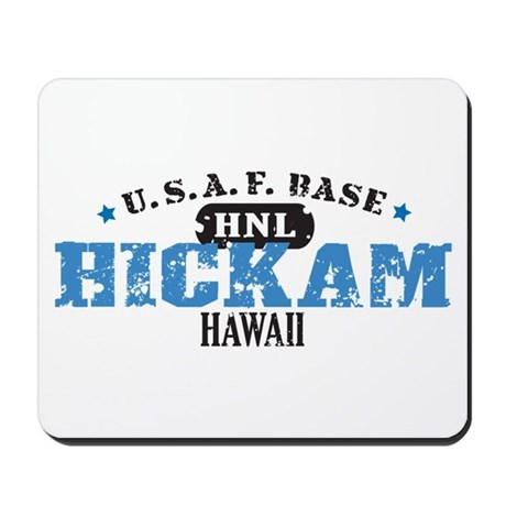 Hickam Air Force Base Mousepad