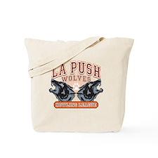 LaPush Howling League (Red) Tote Bag