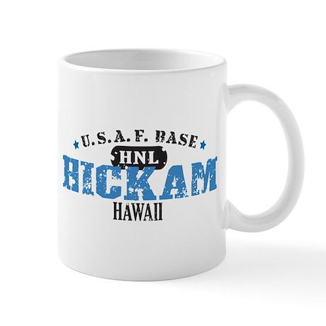 Hickam Air Force Base Mug